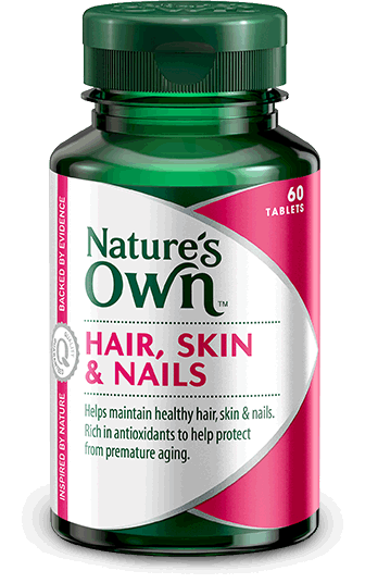 Nature S Own Hair Skin And Nails Ingredients