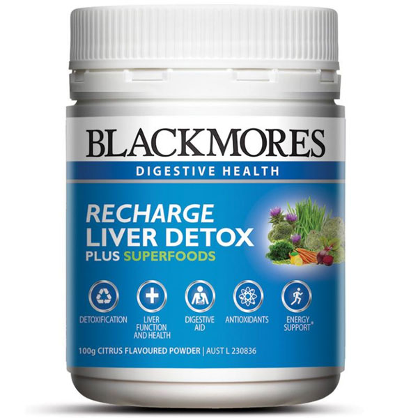 Blackmores milk thistle review