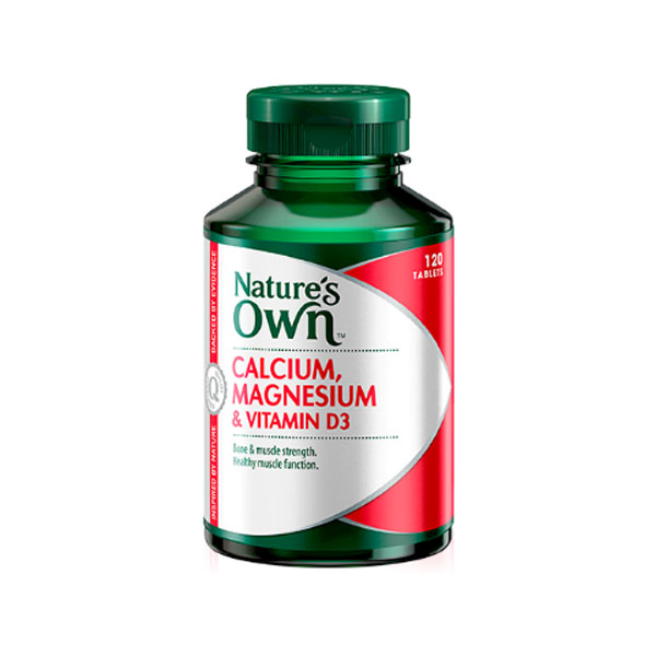 Natures Own Magnesium Chelate Ingredients