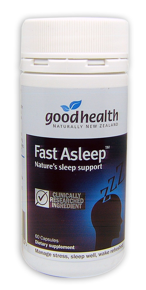 Goodhealth Fast Asleep Capsules 60 Health Delivery