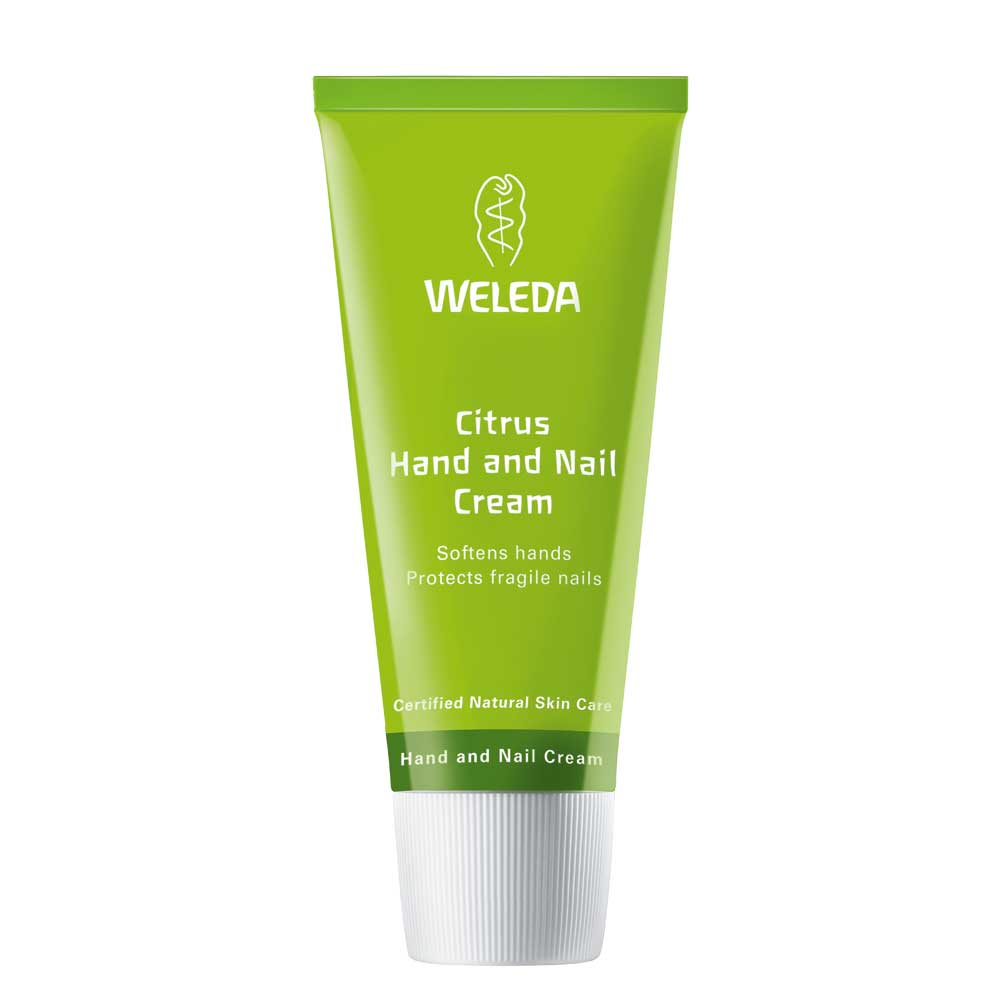 Weleda Citrus Hand And Nail Cream 50ml Health Delivery