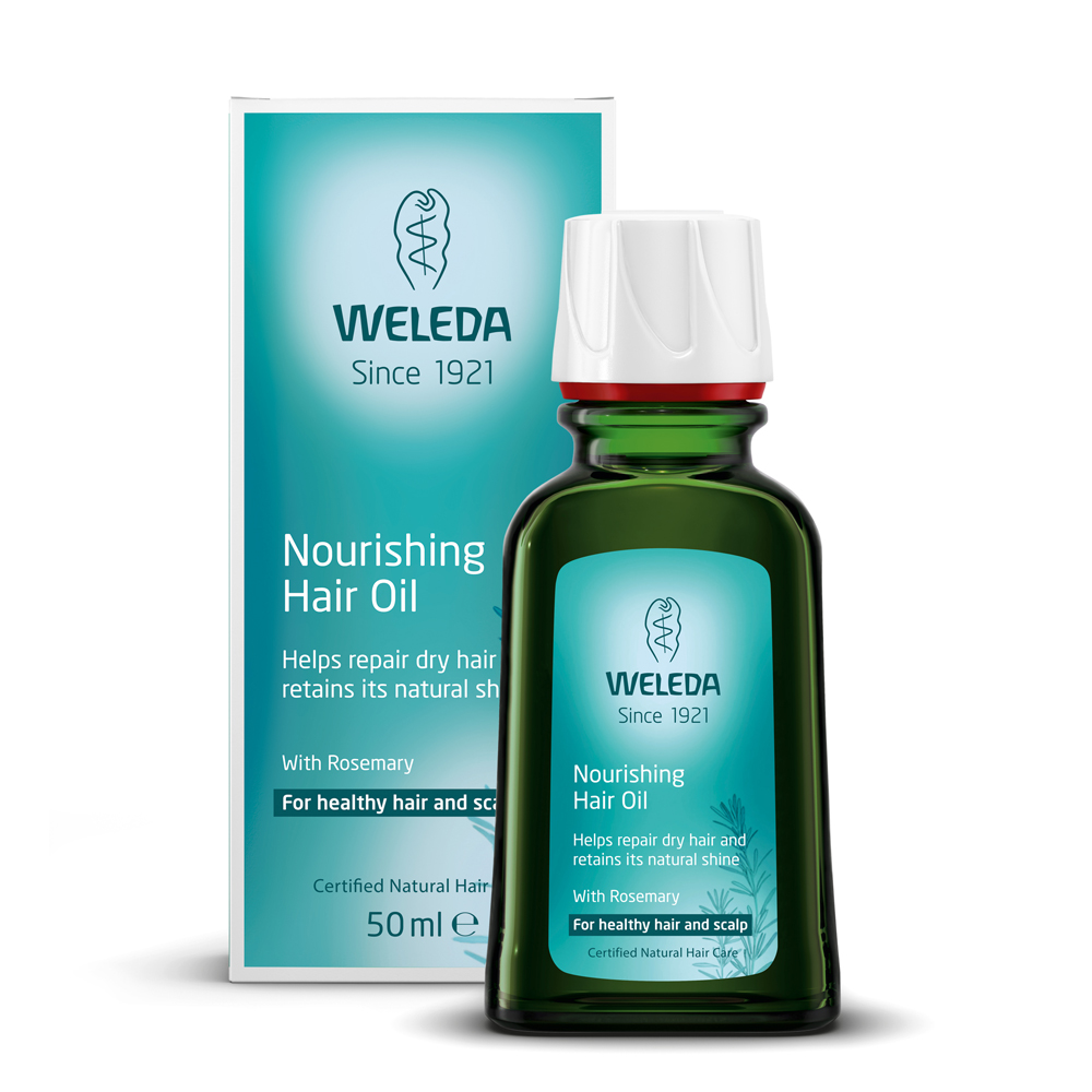 Weleda Nourishing Hair Oil 50ml Health Delivery
