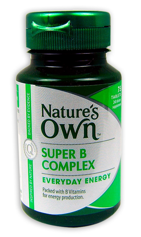 Natures Own Super B Complex Reviews